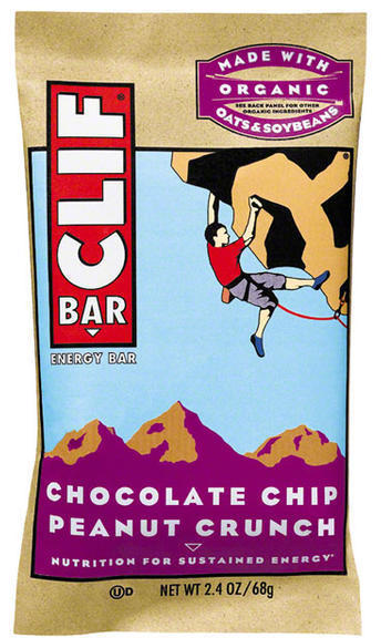 Clif Clif Bar Flavor | Size: Chocolate Chip Peanut Crunch | Single Serving