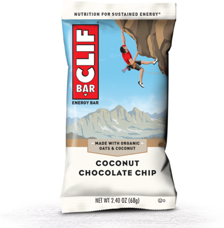 Clif Clif Bar Flavor | Size: Coconut Chocolate Chip | Single Serving
