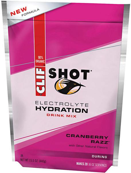 Clif Clif Shot Electrolyte Drink Mix