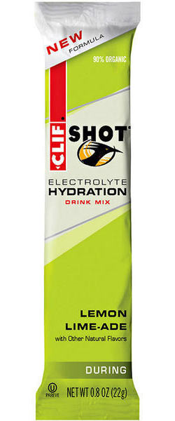 Clif Clif Shot Electrolyte Drink Mix