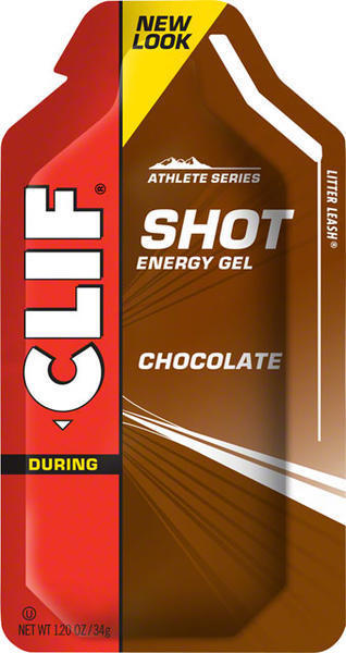 Clif Clif Shot Energy Gel Flavor | Size: Chocolate | Single Serving