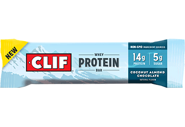 Clif Clif Whey Protein Bar Flavor: Coconut Almond Chocolate