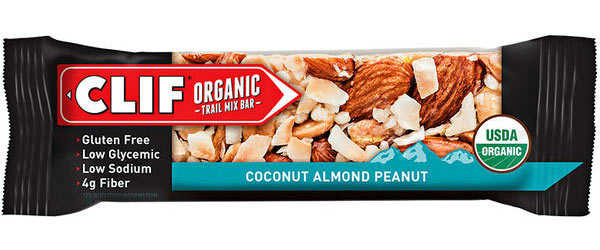 Clif Organic Trail Mix Bar (12-Count Box)