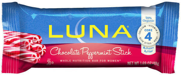 Clif Luna Bar Flavor | Size: Chocolate Peppermint Stick | Single Serving