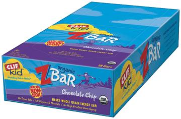 Clif Clif Kid Organic ZBar (Box)