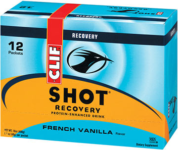 Clif Clif Shot Recovery Drink (Box)