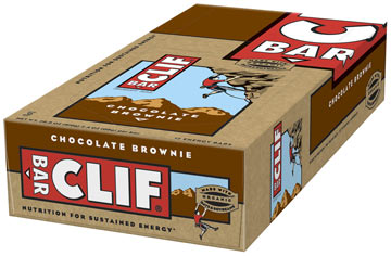 Clif Clif Bar (Box) Flavor: Chocolate Brownie