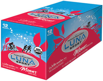 Clif Luna Moons (Box) - Women's