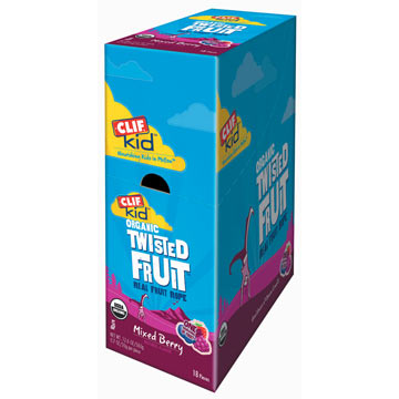 Clif Clif Kid Twisted Fruit (Box)