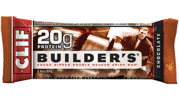 Clif Builder's Bar Flavor: Chocolate