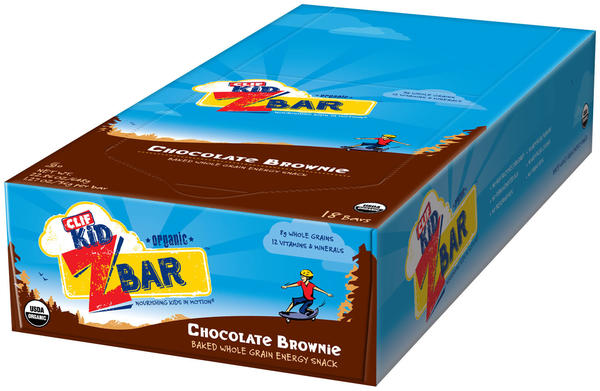 Clif Clif Kid ZBar Flavor: Chocolate Brownie