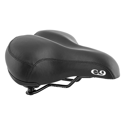 Cloud-9 Cruiser Gel Plus Color: Black