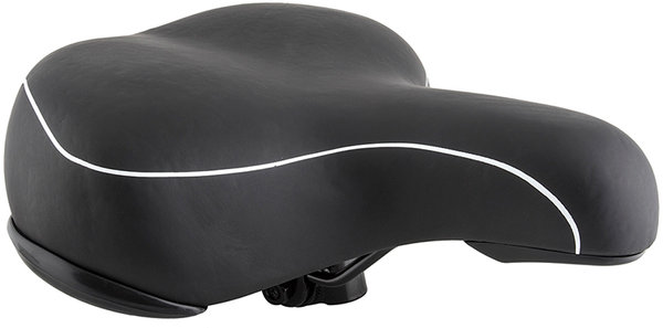 Cloud-9 Support XL Saddle Color: Black