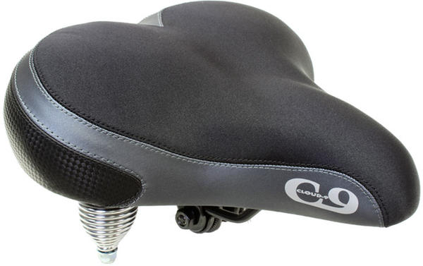 Cloud-9 Cruiser Gel AR Seat Color: Tri-Color Lycra