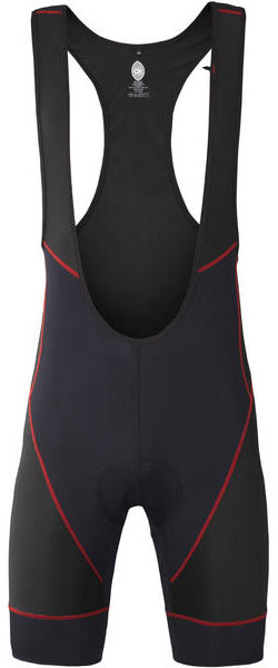 Club Ride Air Liner Innerwear Bib Short Color: Black