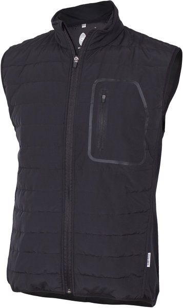 Club Ride Blaze Vest Color: Black