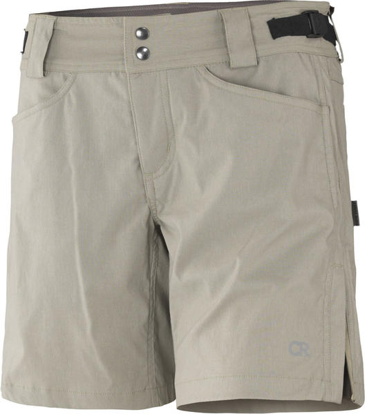 Club Ride Eden Shorts - Women's Color: Light Caravan