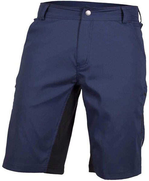 Club Ride Fuze Short w/2 Hour Chamois Color: Navy