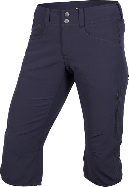 Club Ride Joanie Capri Color: Navy