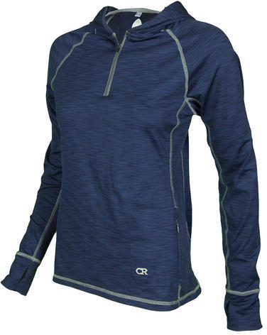 Club Ride Sprint Hoody Color: Indigo