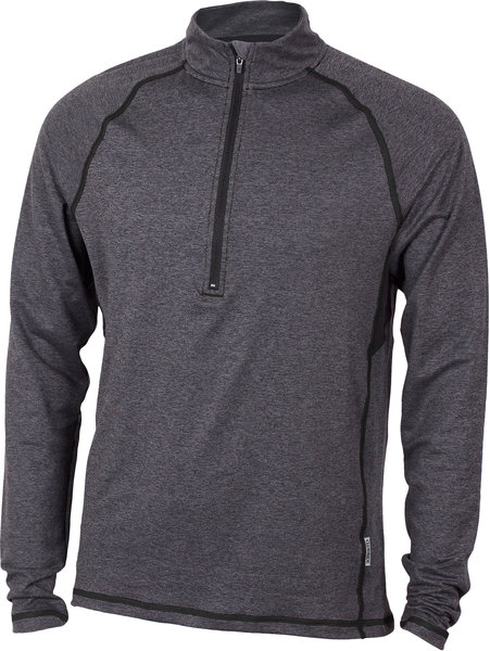 Club Ride Tempo Quarter Zip Color: Black