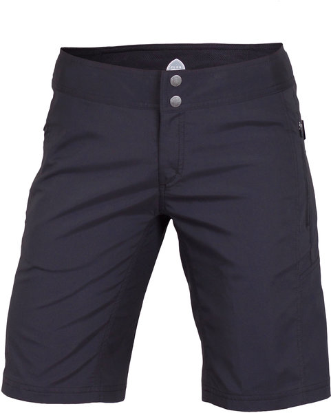 Club Ride Ventura Short Color: Black