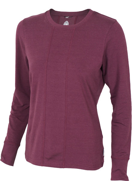 Club Ride Whip Jersey Color: Merlot