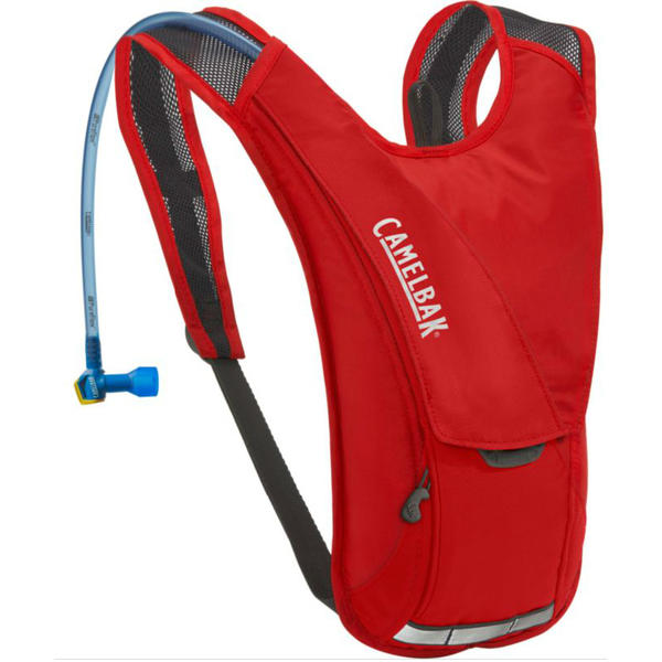 CamelBak HydroBak Color: Racing Red/Charcoal