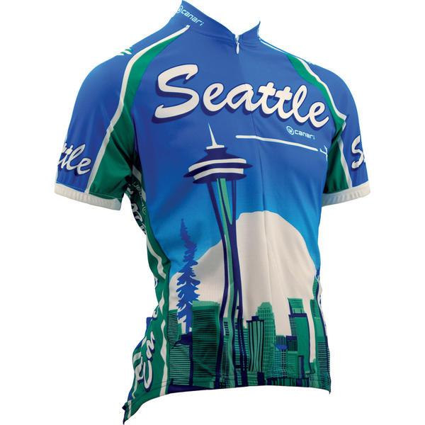 Canari Seattle Souvenir Jersey