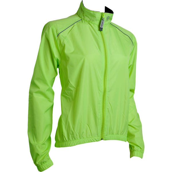 Canari Women's Velocity Shell Color: Killer Yellow