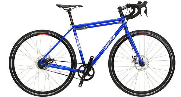 Co-Motion Cascadia Alfine Di2
