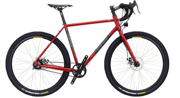 Co-Motion Divide Rohloff