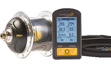 CycleOps PowerTap Pro+ (Shimano/Road-Compatible)