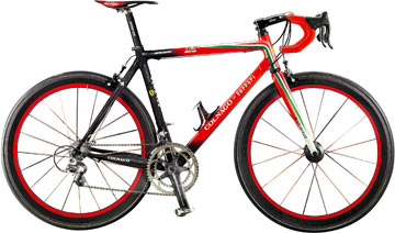Colnago Ferrari 60th Anniversary Limited Edition (Sloping Geometry)
