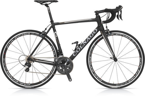 Colnago CLX (Ultegra) Color: Carbon