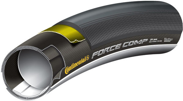 Continental Force Comp (Tubular)