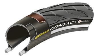 Continental Contact II (26-inch)