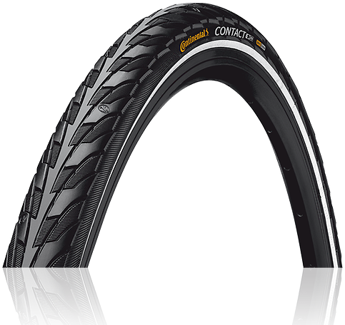 Continental Contact 700C Color: Black/Reflex