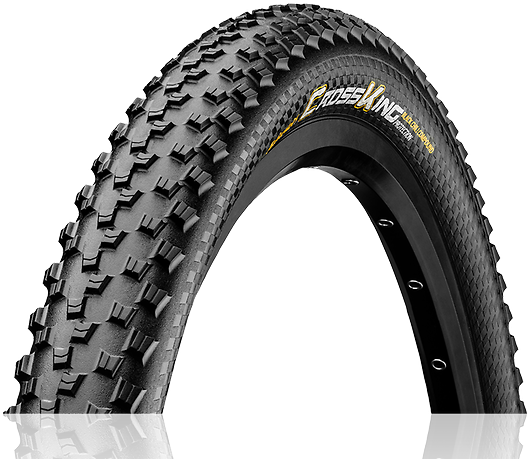 Continental Cross King Protection 27.5-inch Tubeless Color: Black