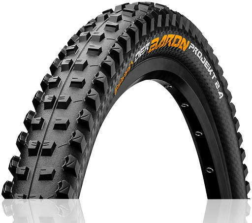 Continental Der Baron 2.4 Projekt 29-inch Tire