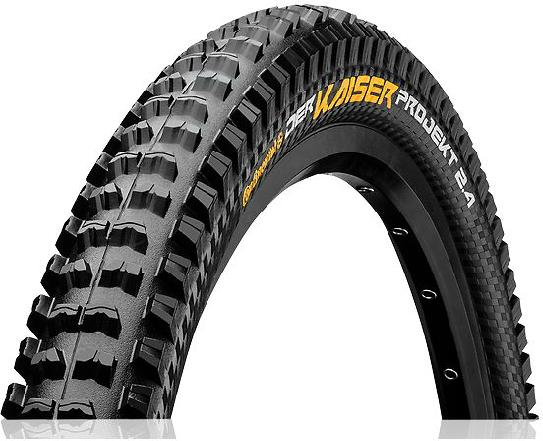 Continental Der Kaiser 2.4 Projekt 26-inch Tire