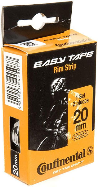 Continental Easy Tape Rim Strips (26-inch)