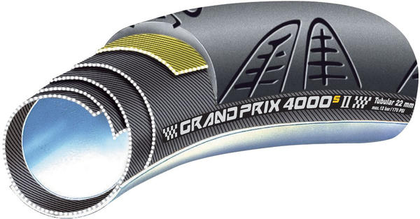 Continental Grand Prix 4000 S (700c, Tubular)