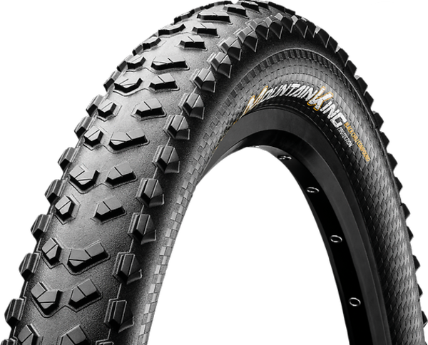 Continental Mountain King ProTection 27.5-inch Tubeless Color: Black