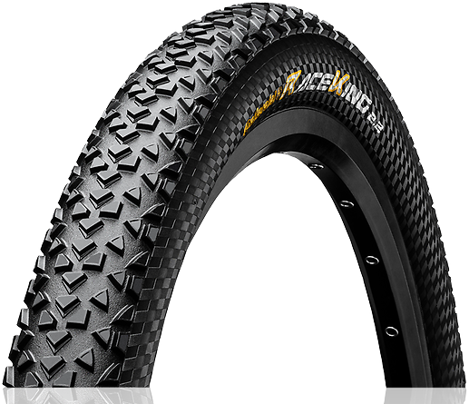 Continental Race King CX Color: Black/Black