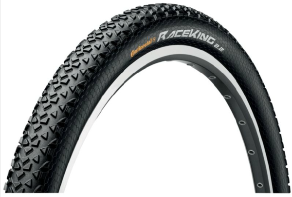 Continental Race King Performance 27.5-inch Tubeless Color: Black