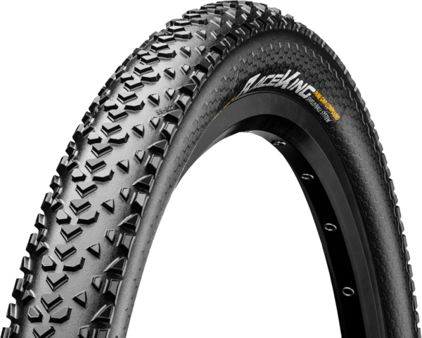 Continental Race King ShieldWall 26-inch Tubeless Color: Black