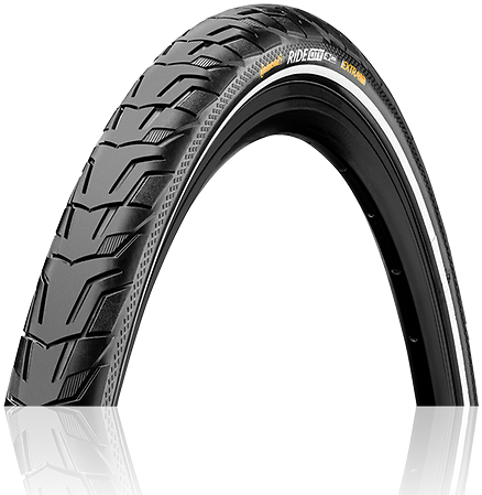Continental Ride City 700c Color: Black/Reflex