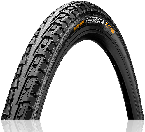 Continental Ride Tour 650B Color: Black
