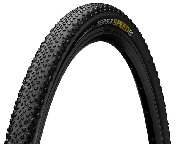 Continental Terra Speed ProTection 700c Tubeless Color: Black
